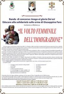 Manifesto Giuseppina Faro2017